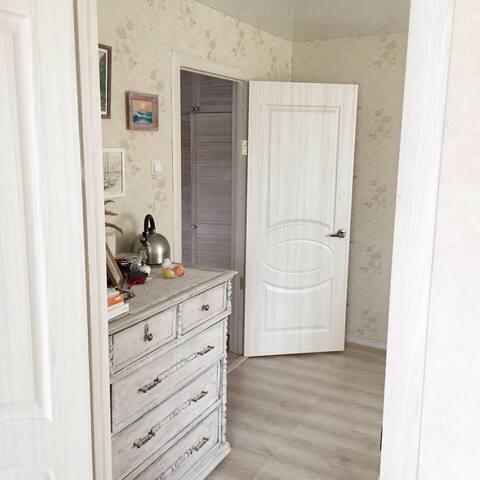 2 -комнатная квартира целиком в Сергиевом Посаде.