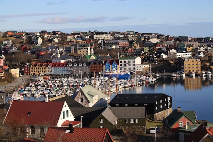 Central Tórshavn - the perfect base - Tórshavn - Annat