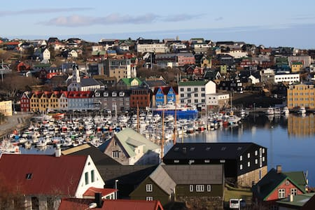 Central Tórshavn - the perfect base - Tórshavn