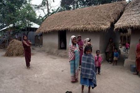 rural people life, Observe the test of Bangladesh