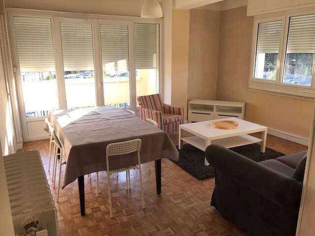 Appartement T4 Meublé proche Gare LGV ANGOULEME