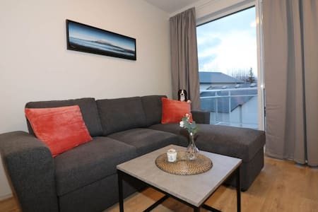 Nortia Apartments - One Bedroom Apartment with Garden View