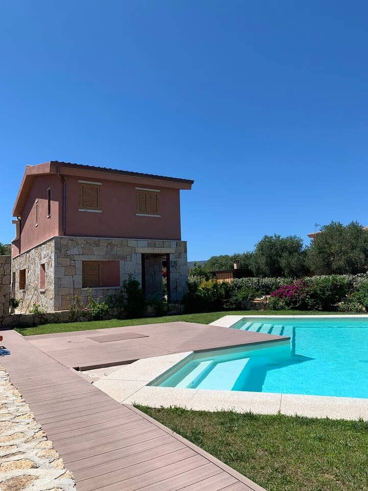 Villa con piscina Home Chic Giusy SanTeodoro