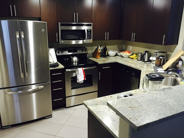 Luxury apt for Super Bowl - Cupertino - Appartement