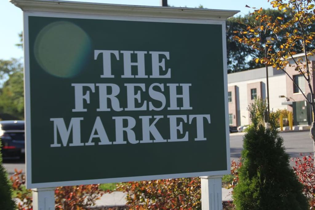 Fresh Market On-site
