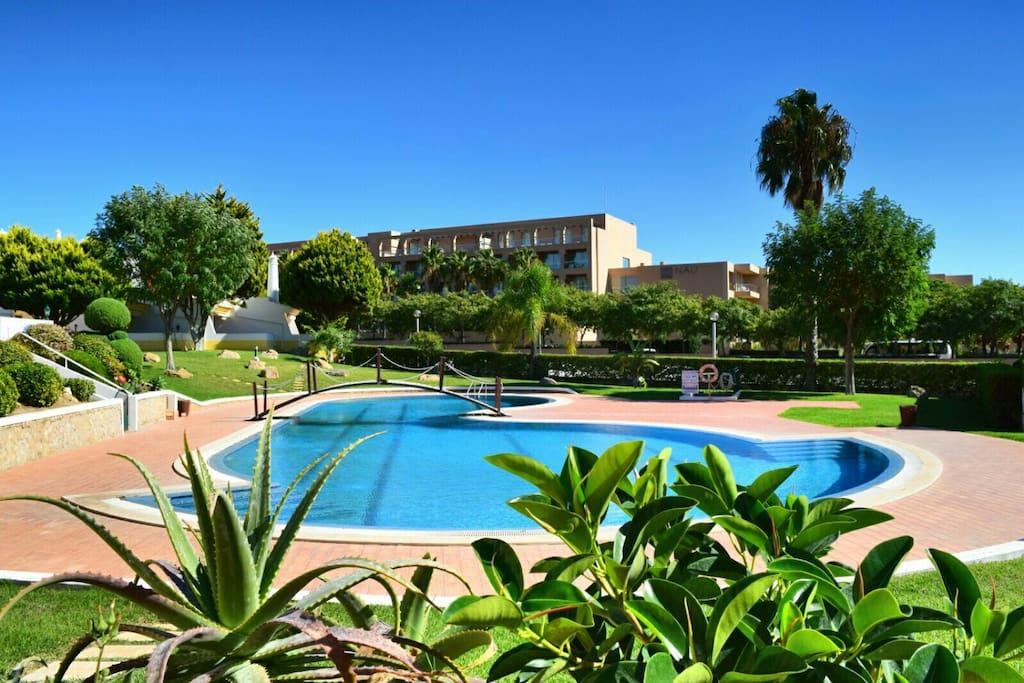Marina De Albufeira Villa