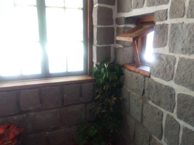Cabañita acogedora en el Cajón del Maipo
