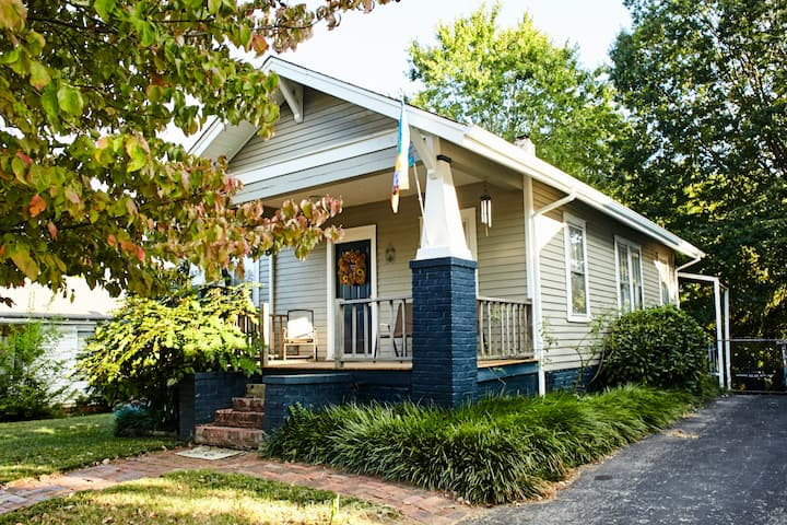 North Knoxville Bungalow
