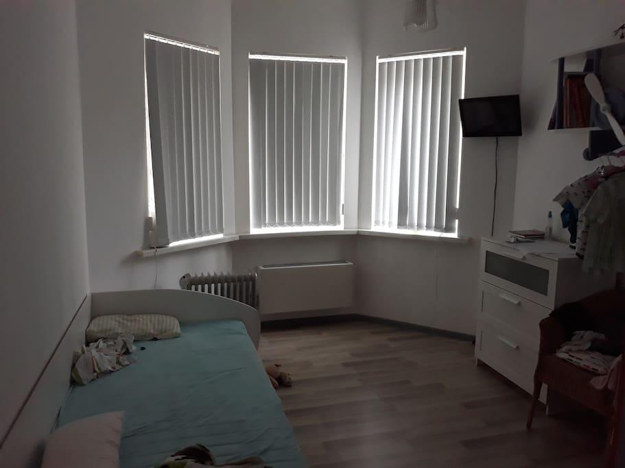 Отдельная спальня 2 этаж