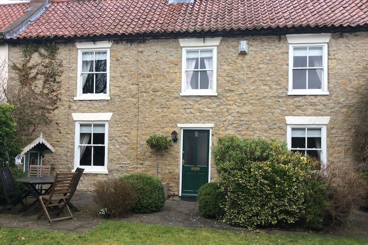 The perfect cottage in Britains perfect village - Heighington Village