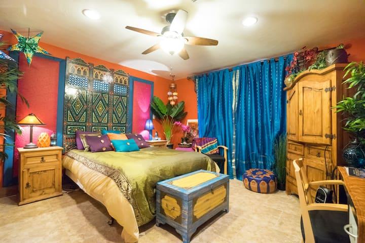 Casa de Viaje B&B - Moroccan Room