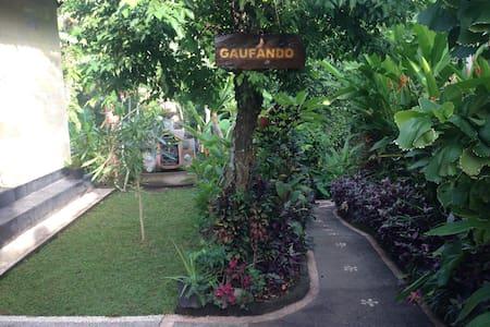 Ubud Backpacker House in Bali - Gianyar - House
