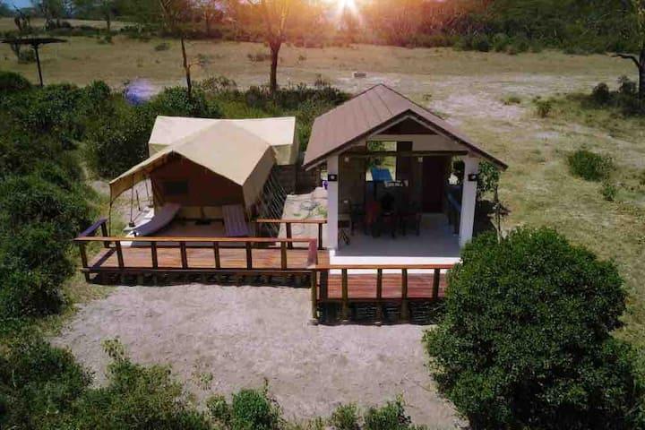 Serene Naivasha Private Tented Getaway