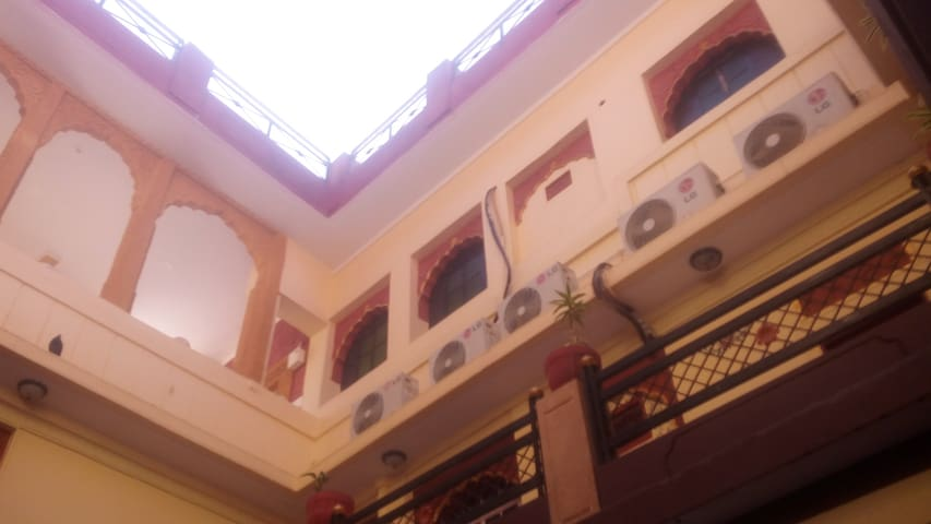 Jodhpur Heritage Haveli - Jodhpur - Bed & Breakfast