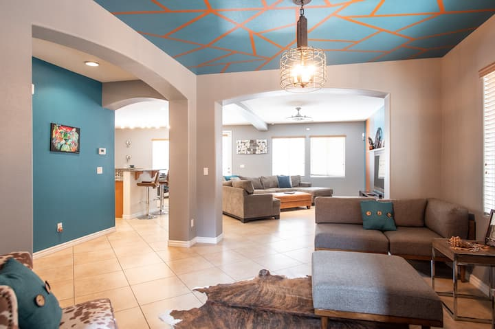 Beautifully furnished home in North Vegas