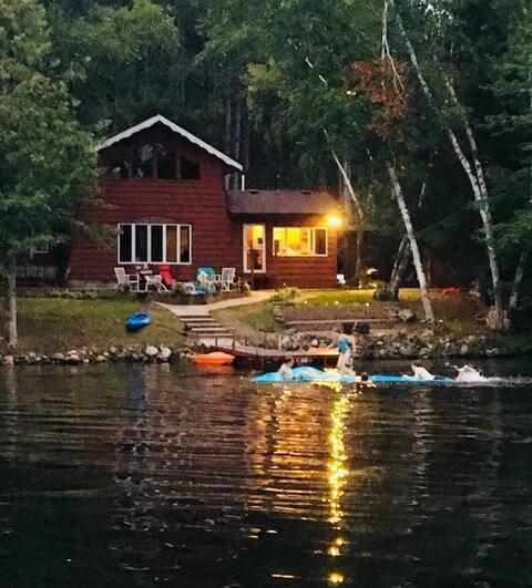 Mrs Duncan's Lakehouse