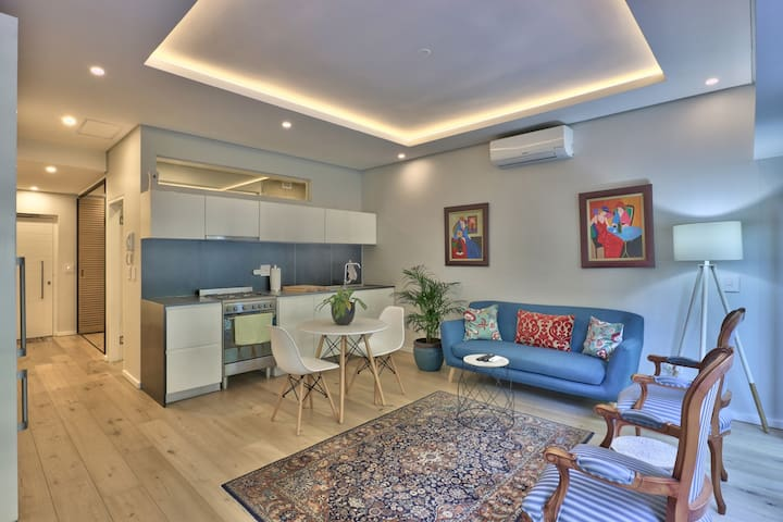 Stylish Modern Space close to the Sea - A3