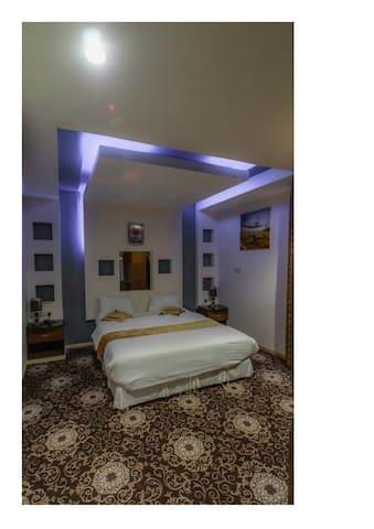 Enjoy staying at Albustan residence