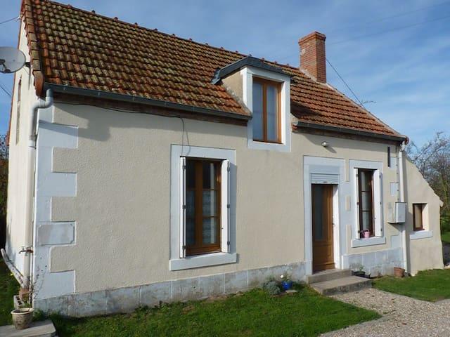 Gite Jaunoux - Maisonnais - Talo