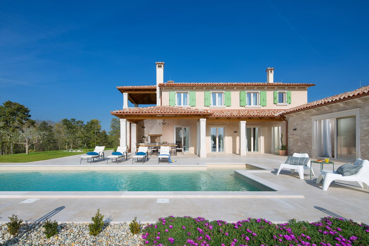 Villa Ovi, Croatia Luxury Rent