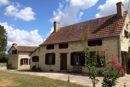 Rust, ruimte en natuur - Chaillac - Villa