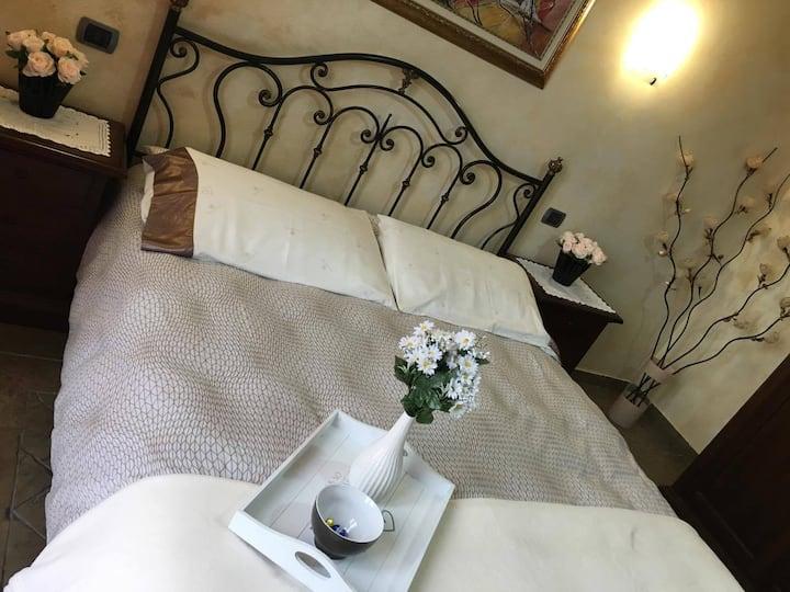 B&b camera matrimoniale con bagno e wifi ad Ariano