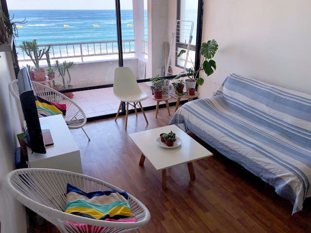 Great apartment sea view cavancha