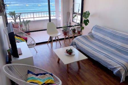 Great apartment sea view cavancha