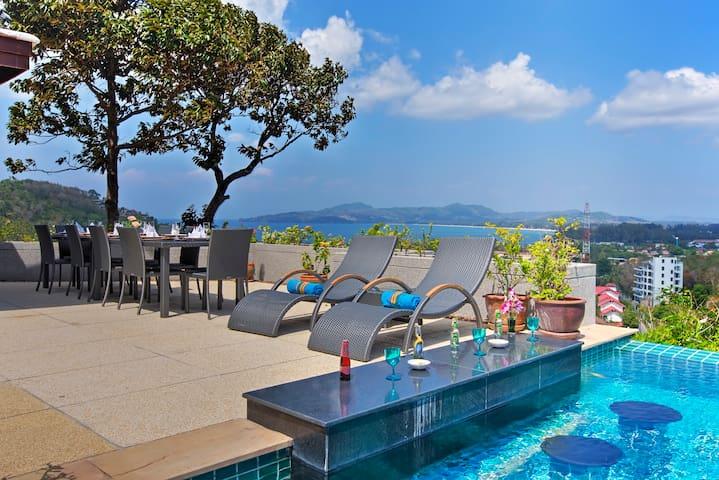 Stunning and Spacious Thai Villa - Surin Beach - Villa