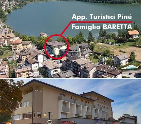 """App.  2 camere """"Abete"""" 5/2° CIPAT022009-AT-051204"""