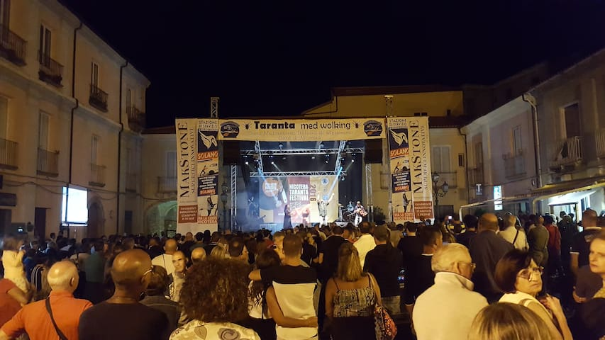 FESTE PAESANE - festivals Feasts