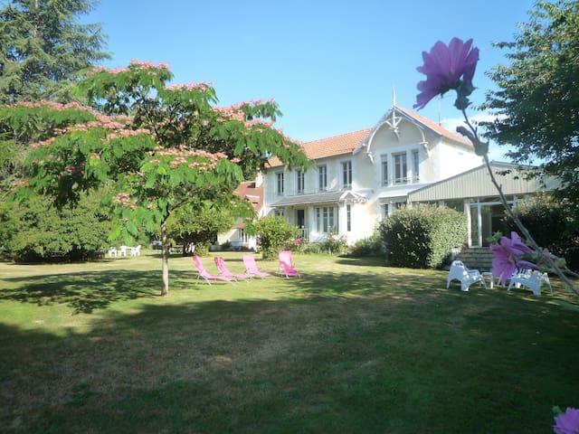 Chambre d'Hôtes Rigny-Ussé du Domaine de Plaisance - Druye