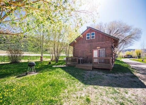 Kokanee Cabin in the Cimarron Valley