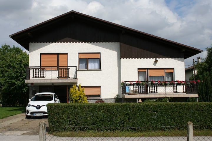 Kreslin Holiday House, Radenci - Zavetje doma