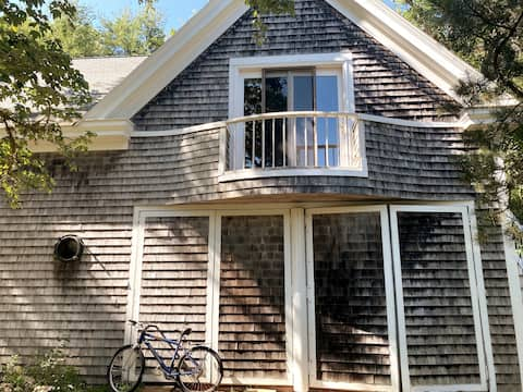 Heron Point Carriage house - nature and beach