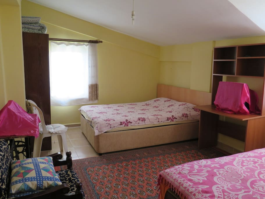 Yatak Odası / Bed Room