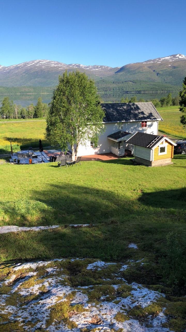 Kvithågen i Valnesfjord, 8215 Valnesfjord. Fauske