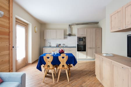 CLEAN AND MODERN IN BORMIO PLUS  BREAKFAST! - Cepina - Apartament