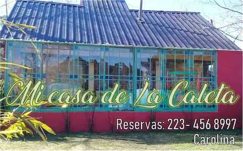 My home in La Caleta