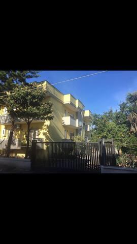 Venere's Apartment - Pompeji - Wohnung