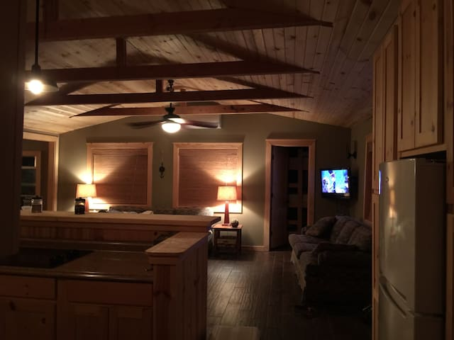 Cozy Lakefront Cabin on Table Rock Lake - Galena - Maison