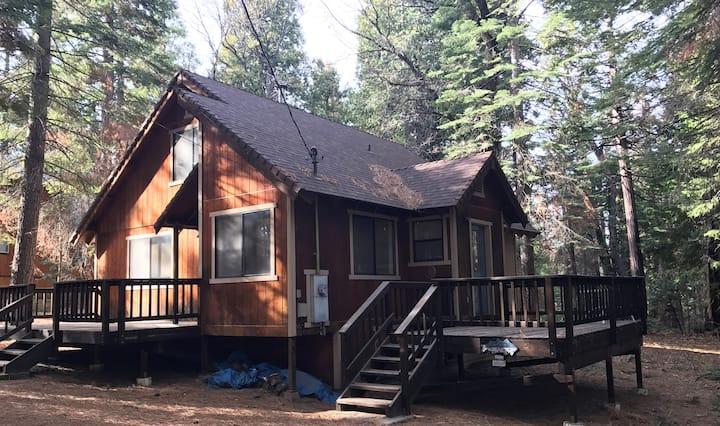 Ward Cabin