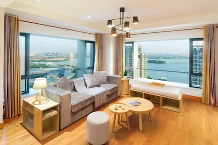 Stunning Apartment Near The Jinji Lake - Suzhou - Pis
