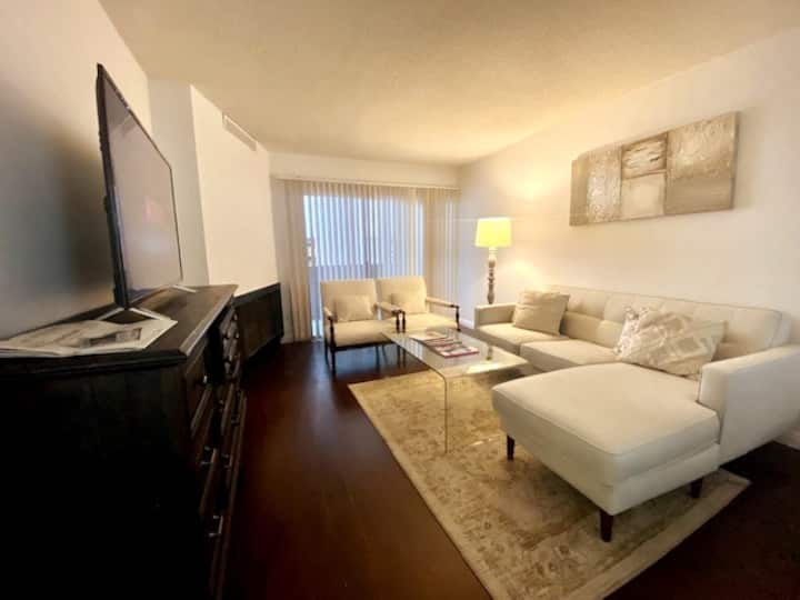 Trendy 1bed1 bath apt in WilMont Santa Monica