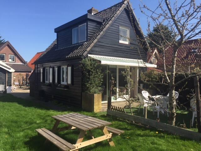 Gezellig vakantiehuis in Bergen