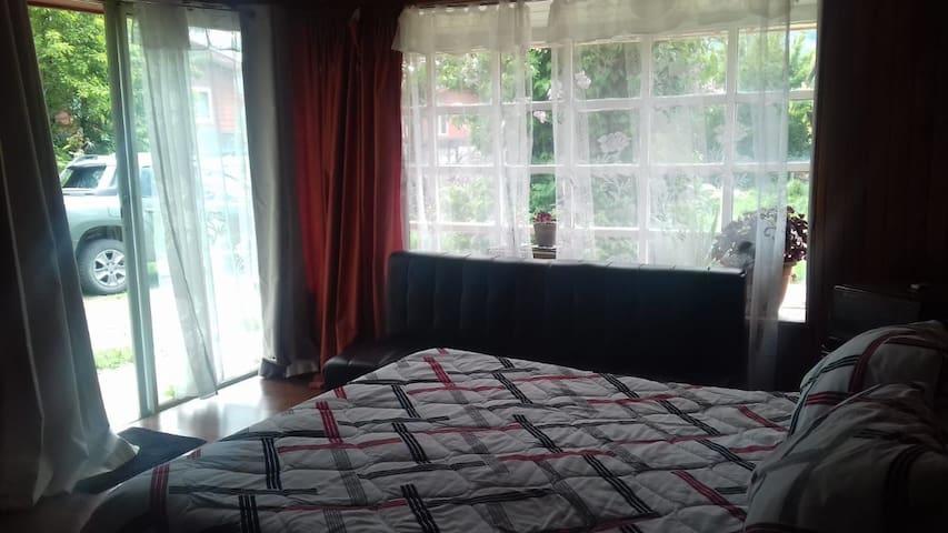 Habitación Matrimonial, baño privado.