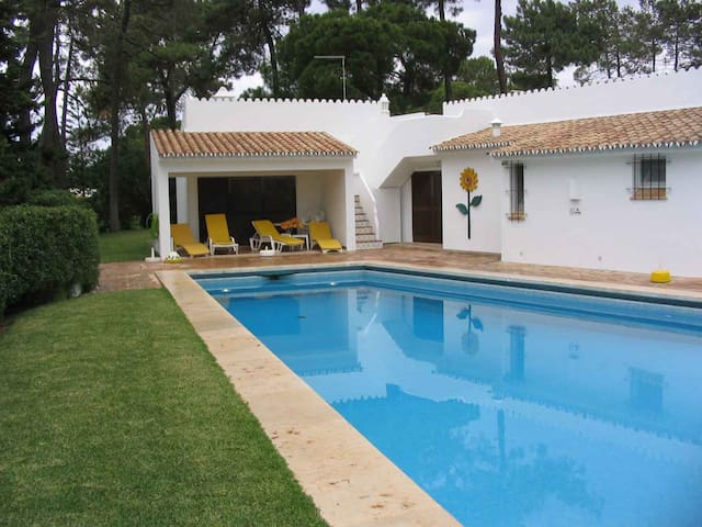 Your villa in Vilamoura - Quarteira - Villa