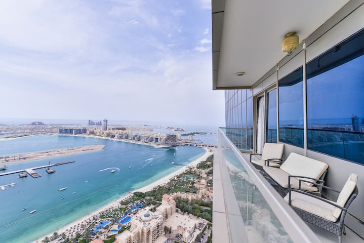 Luxury Panoramic Full Sea View OH 64th floor