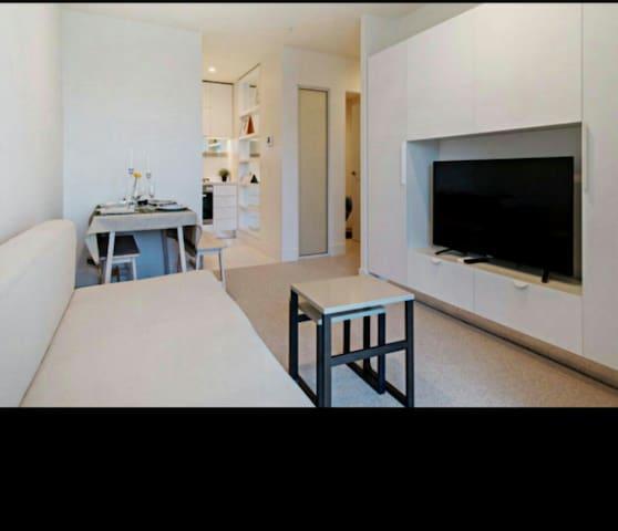 墨尔本中心 Vision apartment (Secondary room)