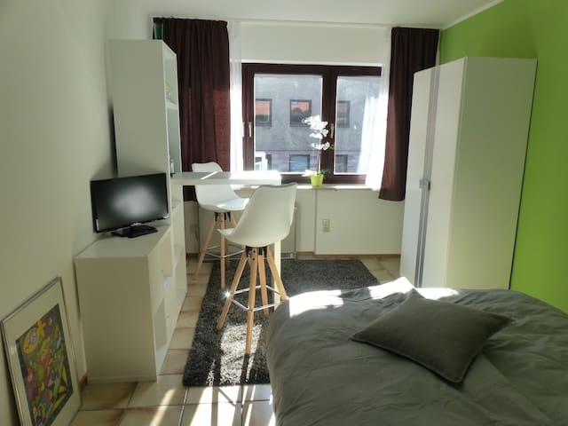 Apartment innerhalb der historischen Stadtmauer! - Nürnberg - Appartement